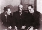 Zino Francescatti - Harry Baur - Jacques Thibaud